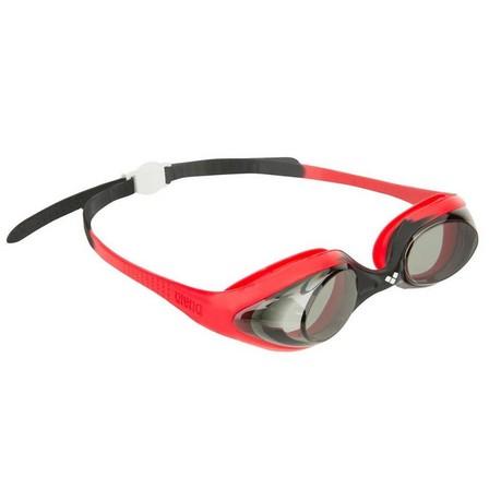 ARENA - Unique Size  Spider Kids' Swimming Goggles - Black Red, Black