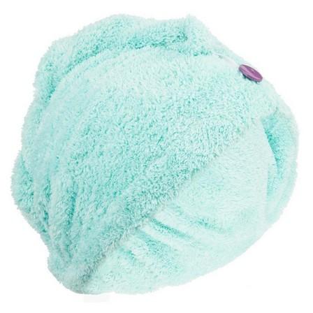 NABAIJI - Unique Size  Soft microfibre hair towel, Aqua