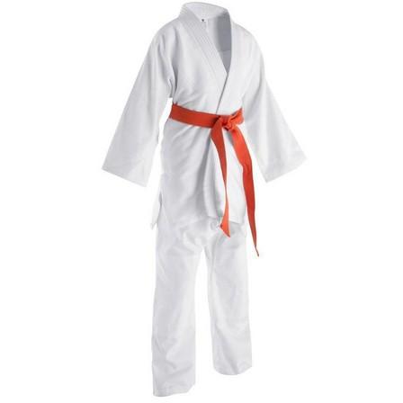 OUTSHOCK - 140 cm  Hirosaki 3500 Kids' Judo Gi, Snow White