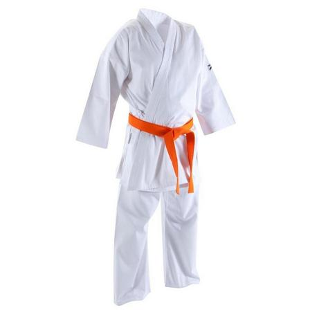 OUTSHOCK - 180 cm  Okayama 400 Karate Uniform, Snow White