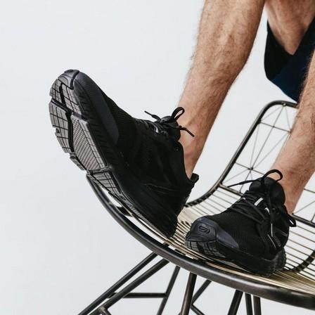 KALENJI - EU 41  Rn Comfort Men's Rnning Shoes, Black