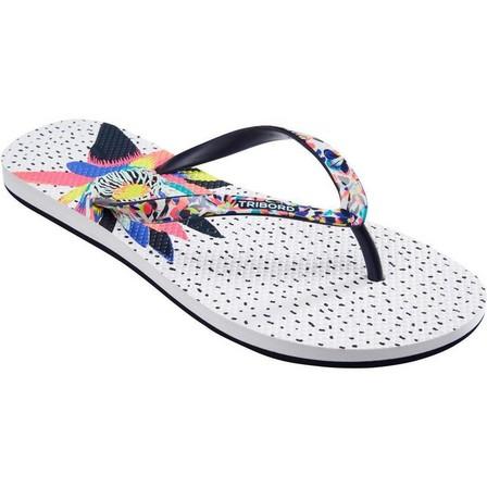 OLAIAN - EU 37-38  Women's Flip-Flops 190 - Street, Snow White