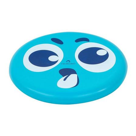 OLAIAN - Unique Size  DSoft Frisbee - Flag, Sky Blue