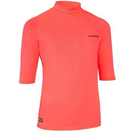 OLAIAN - 8-9Y  anti-UV T-shirt 100, Pink