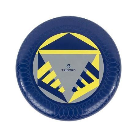 OLAIAN - Unique Size  Flying Disc D125 Dynamic, Dark Blue