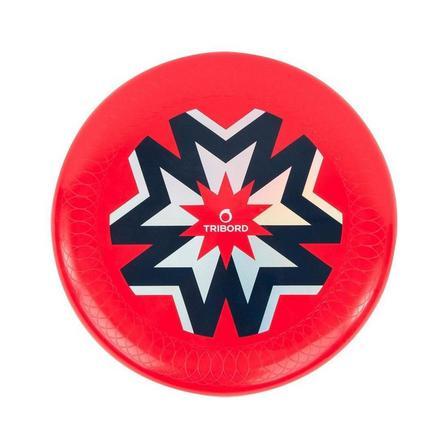 OLAIAN - Unique Size  Flying Disc D175 Ultimate, Red