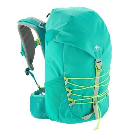 QUECHUA - Unique Size  Kids' Hiking Backpack MH500 18 Litres, Caribbean Blue