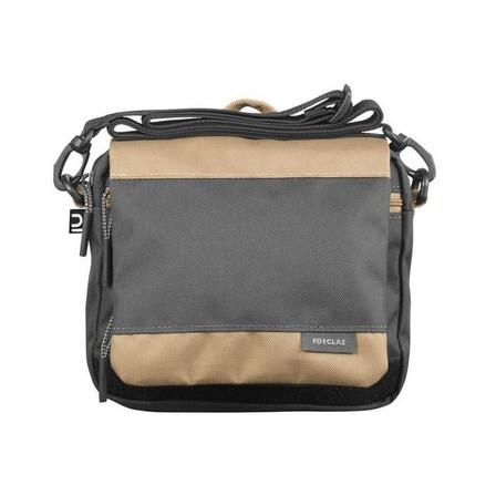 FORCLAZ - Unique Size  Travel Multi-Compartment Bag, Carbon Grey