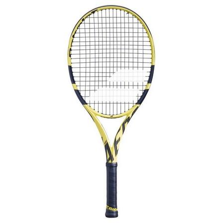 BABOLAT - Grip 0  Pure Aero 26 Kids' Tennis Racket - Black/Yellow 2019, Default