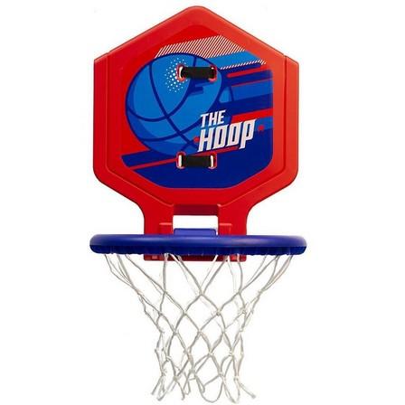 TARMAK - Unique Size  Hoop 500 Kids'/Adult Basketball Hoop - Blue/Red Transportable., Red