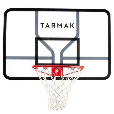 TARMAK - Unique Size  SB700 Kids'/Adult Wall-Mounted Basketball Hoop. Quality backboard., Default