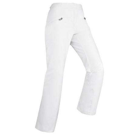WEDZE - 2XL  Women's Ski Trousers 180, Snow White