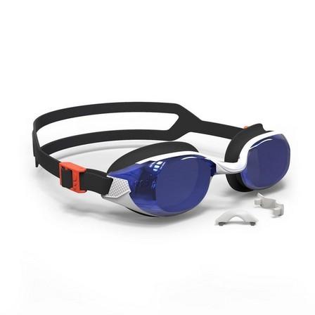 NABAIJI - Unique Size  500 B-FIT Swimming Goggles -  , Mirror Lenses, Magnolia