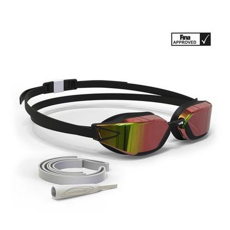 NABAIJI - Unique Size  900 B-FAST Swimming Goggles -  , Smoke Lenses, Black