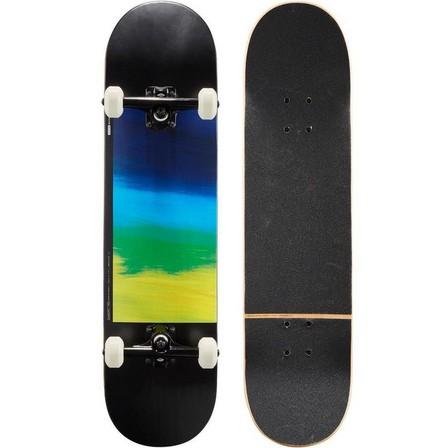 OXELO - Unique Size  Skateboard Complete 100 - Parrot, Black