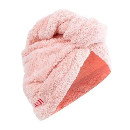 NABAIJI - Unique Size  Swimming Soft Microfibre Hair Towel, Fluo Pale Peach