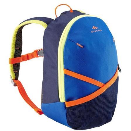 QUECHUA - Unique Size  Kids' Hiking Backpack MH100 5 Litres, Deep Blue