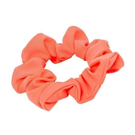 NABAIJI - 4-14 Years  Girls' Swimming Hair Scrunchie, Fluo Peach