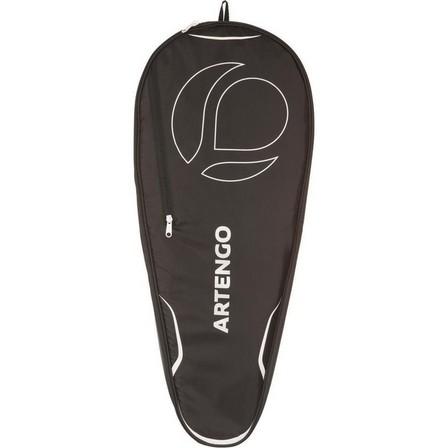 ARTENGO - Unique Size  100 M Racket Sports Bag, Black