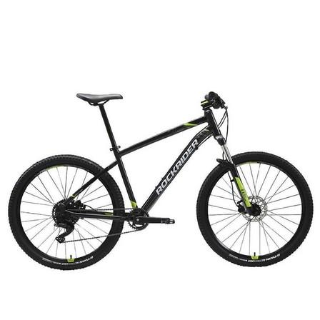 ROCKRIDER - S - 150-164cm  27.5 Mountain Bike ST 530, Black