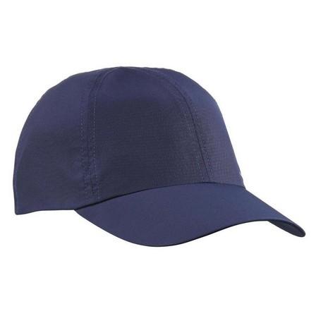 FORCLAZ - Unique Size  Trekking Travel Cap   Travel 100, Asphalt Blue