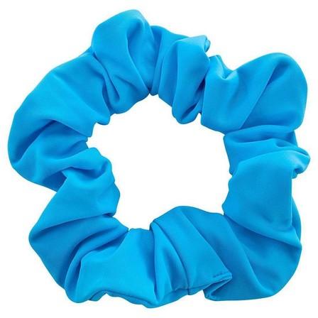 NABAIJI - 4-14 Years  Girls' Swimming Hair Scrunchie, Turquoise Blue