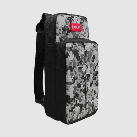 IPEGA - Ipega-SL011 Jungle Soldier's Bag Black for Nintendo Switch Lite