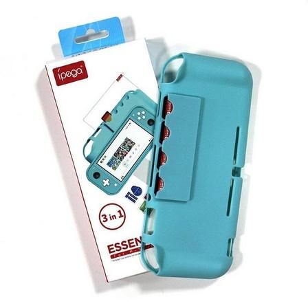 IPEGA - Ipega Essential 3-in-1 Kit Black for Nintendo Switch Lite