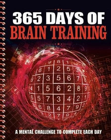 IGLOO BOOKS LTD - 365 Days Of Brain Training