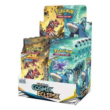 POKEMON TCG - Pokemon TCG Sun & Moon 12 Cosmic Eclipse Theme Deck (Assortment - Includes 1)