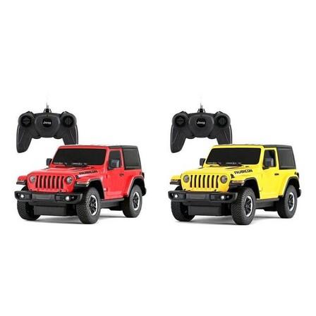 RASTAR - Rastar R/C Jeep Wrangler JL Rubicon 1.24