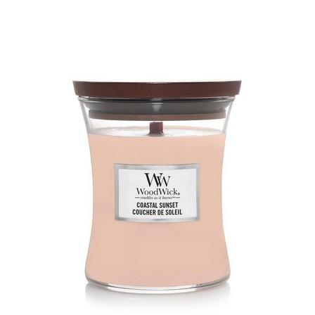 WOOD WICK - Woodwick Candle Hourglass Coastal Sunset [Medium]
