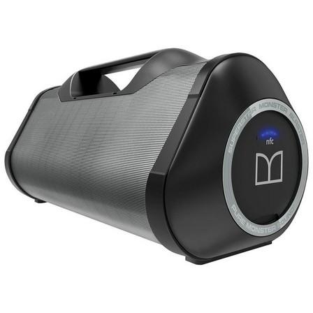 MONSTER CABLE - Monster Superstar Blaster Boombox Black/Grey