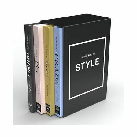 WELBECK PUBLISHERS - Little Box of Style. The Story of Four Iconic Fashion Houses
