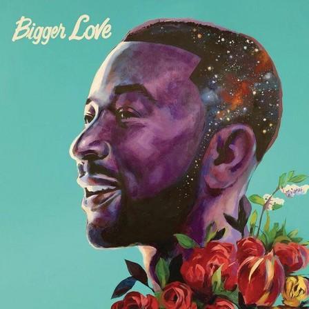 COLUMBIA - Bigger Love Vinyl Album | John Legend