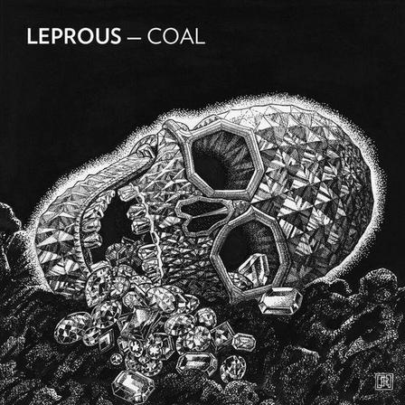 INSIDE OUT U.S. - Coal Re-Issue 2020 Gatefold Black 2LP+Cd | Leprous