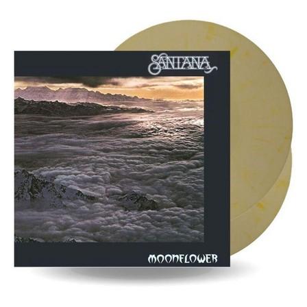 COLUMBIA - Moonflower Colour Vinyl | Santana