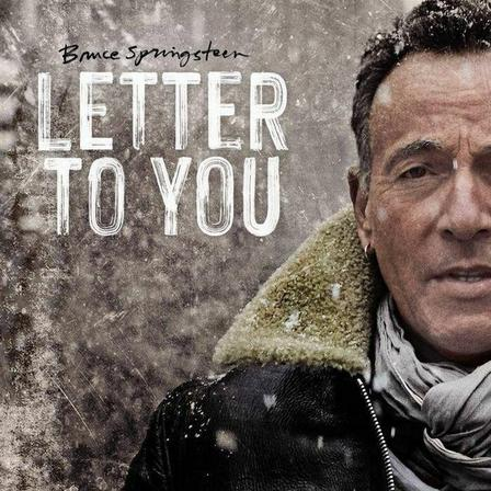COLUMBIA - Letter To You Intirnational Color Variant Vinyl   Bruce Springsteen