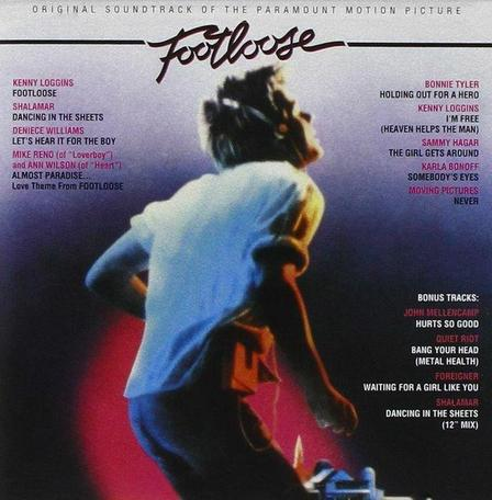 LEGACY RECORDS - Footloose Original Motion Picture Sound Ex-Us Version | Various Artists