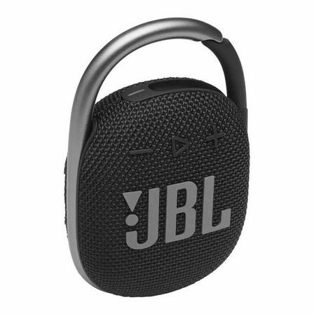 JBL - Jbl Clip4 Black Portable Speaker