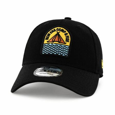 NEW ERA - New Era Camp Patch Men's Cap Black