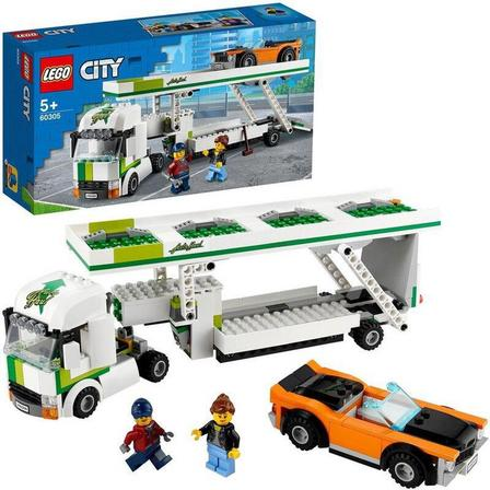 LEGO - LEGO City Great Vehicles Car Transporter 60305