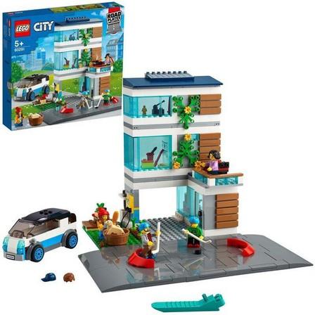 LEGO - LEGO City My City Family House 60291