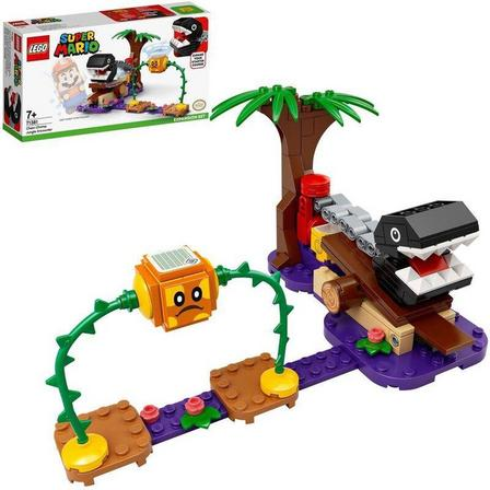 LEGO - LEGO Super Mario Chain Chomp Jungle Encounter Expansion Set 71381