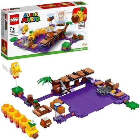 LEGO - LEGO Super Mario Wiggle's Poison Swamp Expansion Set 71383