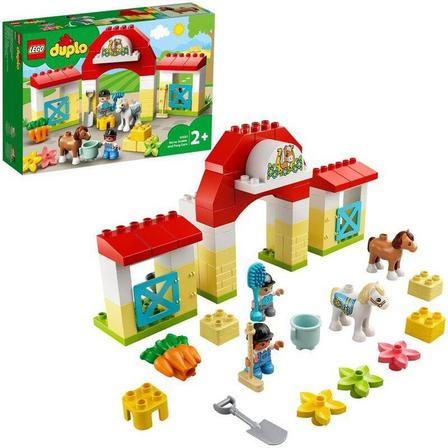 LEGO - Lego Duplo Town Horse Stable And Pony Care 10951