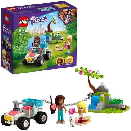 LEGO - Lego Friends Vet Clinic Rescue Buggy 41442