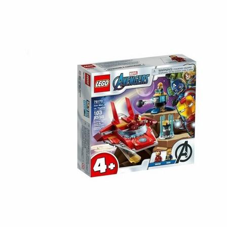 LEGO - Lego Super Heroes Iron Man Vs Thanos 76170