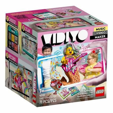 LEGO - LEGO VIDIYO Candy Mermaid Beatbox 43102