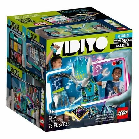 LEGO - LEGO VIDIYO Alien DJ Beatbox 43104